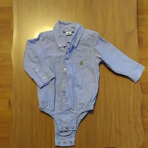 Dress-shirt Onesie